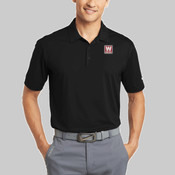 637167.ise - Golf Dri FIT Vertical Mesh Polo