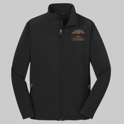 TLJ317.mmb - Tall Core Soft Shell Jacket