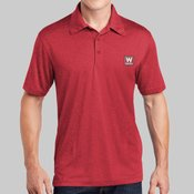 *ST660* Heather Contender™ Polo, Sport-Tek®